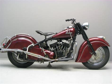 Indian 1950 Chief