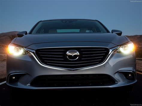 Mazda 6 (2016) - picture 28 of 63 - 1280x960