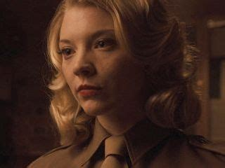 Natalie Dormer Captain America by Natalie Dormer In Captain America The Avenger