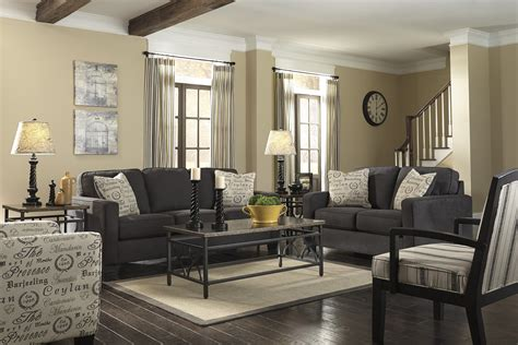 livingroom furniture black furniture living room ideas homesfeed