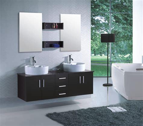meuble de salle de bain vasque suspendu ensemble complet
