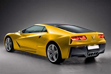 Which Mid-engine C8 Corvette Rendering Is Your