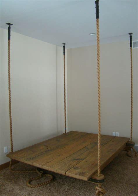 construire un ilot central cuisine le lit suspendu et ses modifications différents