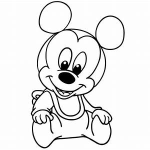 Mickey Mouse Drawing At Getdrawingscom Free For