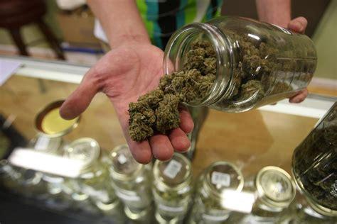 Medical Marijuana For Veterans Senate Amendment Passes For Pot To Treat Ptsd, Depression, Pain