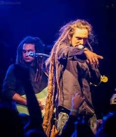 Tribal Seeds dreadlocks | Music | Pinterest | Dreadlocks ...