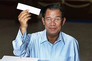 Cambodia's ruling party has sure lock on Senate election ...