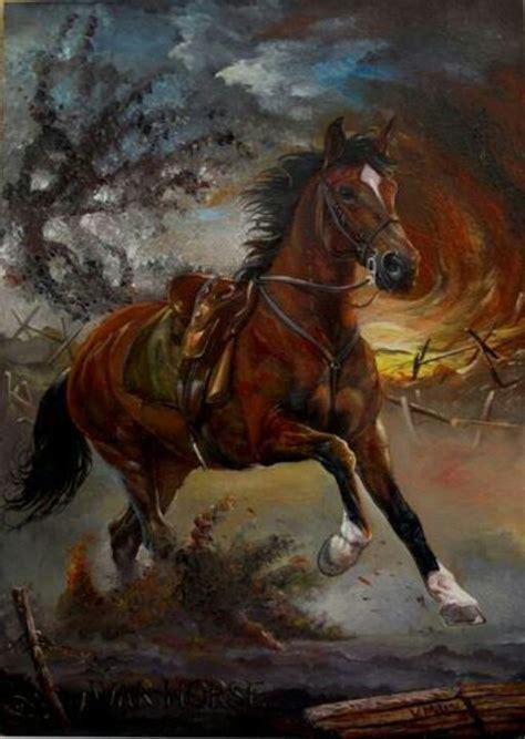 War Horse Art Horse Horses Equine Art Horse Art