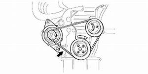 2008 Kia Rio Belt Diagram