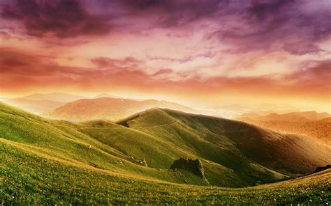 images of wallpapers grassy hills wallpapers