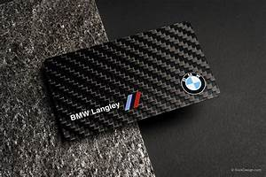 Carbon fiber business cards for Carbon fiber business card