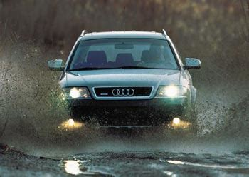 how cars run 2001 audi allroad regenerative braking used vehicle review audi allroad 2001 2003 autos ca