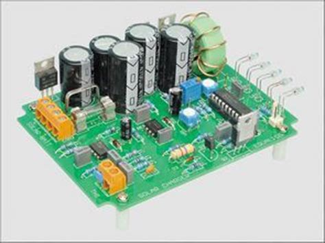 Solar Panel Battery Mppt Charger Circuit Picf