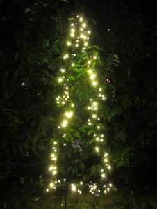 Led Weihnachtsbeleuchtung Außen : garten im quadrat weihnachtsbeleuchtung au en tannen silhouette led ~ Frokenaadalensverden.com Haus und Dekorationen