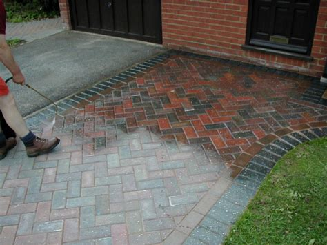 more services deeside driveways pattern imprinted
