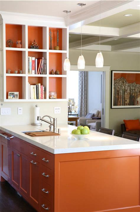 kitchen cabinet paint colors    affect  mood