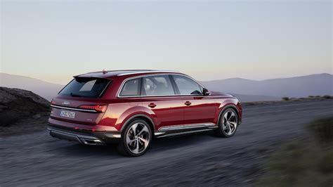 Neues Audi Q7 Facelift by Audi Q7 Facelift 2020 Autogef 252 Hl