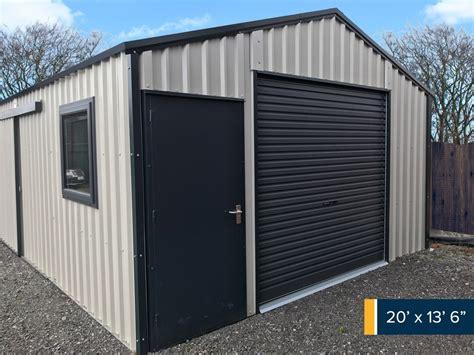 Garage Buildings by Steel Garages Garages Uk Metal Garages Garages