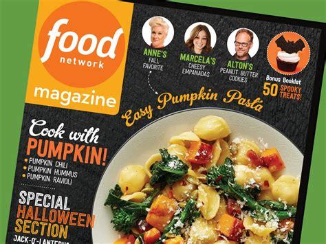 cuisiner magazine food magazine october 2016 recipe index food