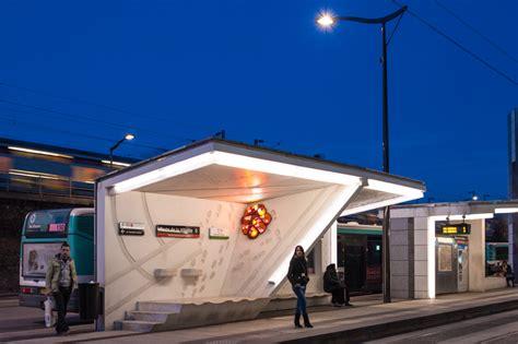 reportage photos station de tramway porte de la villette