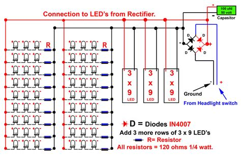 diy led grow light schematic diy do it your self