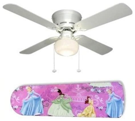 disney princess princesses 42 quot ceiling fan with l