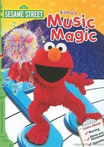 Potty Elmo Sesame Street Elmo 39 S Music Magic Dvd 2011 Dvd Empire