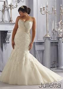 25 best curvy wedding dresses for plus size brides With wedding dresses for curvy ladies
