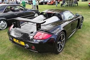 2003, 980, Carrera, G, T, Porsche, Supercar, Noir, Black