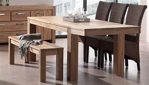 Table En Bois Avec Banc : 12 meubles de chez cockta l scandinave 12 photos webmaster ~ Teatrodelosmanantiales.com Idées de Décoration