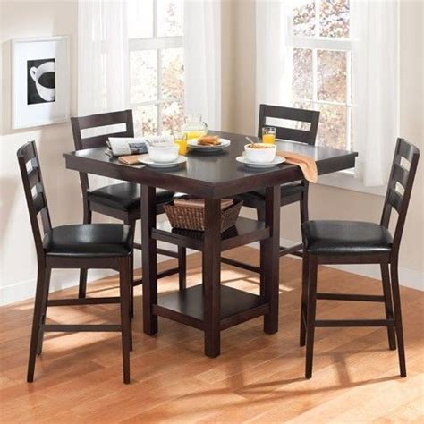 Small Kitchen Sets Furniture by High Top Dining Table Chairs Kitchen Dining Cherry Wood