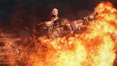 Resident Evil Remake Nemesis Universe