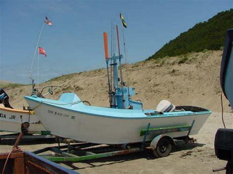 Harvey Dory Boat by Pacific City Dorymen Dory Boats
