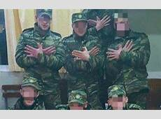 Soldiers sentenced over doubleheaded eagle symbol News