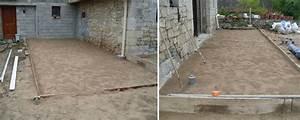 Joint De Dilatation Dalle : les dalles terrasses a la boh me r novation d 39 une grange ~ Dailycaller-alerts.com Idées de Décoration