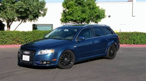 Audi A4 0 To 60 by 2008 Audi A4 Avant 2 0t 1 4 Mile Drag Racing Timeslip