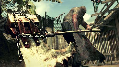 Resident Evil 5 Xbox 360 Review Shelfabusecom