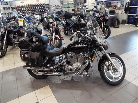 2001 Honda Shadow 1100 Motorcycle From La Crosse, Wi,today
