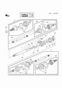 Front Wheel Drive Transmission Diagram