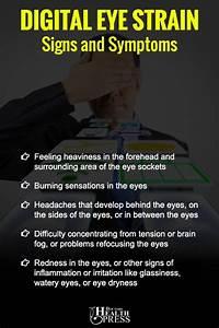 Digital Eye Str... Eye Strain Quotes