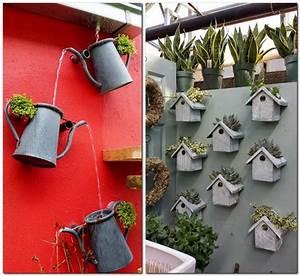 30 garden decor ideas easy more comprehensive home for House decoration ideas handmade