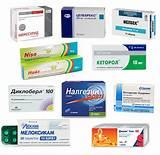 Обезболивающие и противовоспалительные препараты от артроза