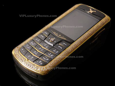 vertu luxury vertu stylish gold mobile vertu cell phones online