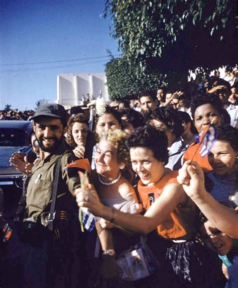in color cuban revolution in color photos january 1959 vintage