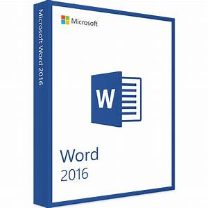 Microsoft Word 2016 Product Key
