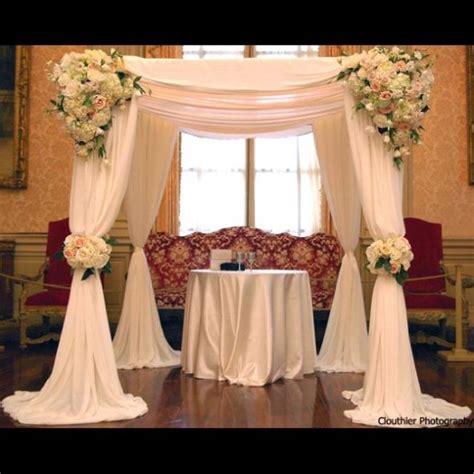 Do u like this for the chuppah/wedding canopy? pics inside   Weddingbee
