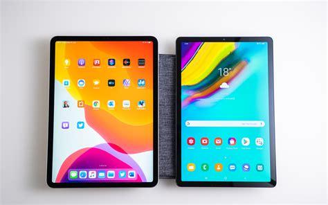 samsung tablet vergleich pro vs samsung galaxy tab s5e im tablet vergleich