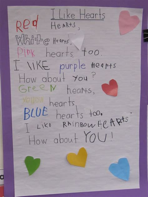 112 best images about kindergarten s on 575 | f801e722b9ab7d67841fc6a0ae8da980 valentines day poems valentine ideas