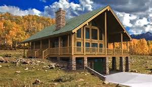 small mountain cabin floor plans wyoming yellowstone log homes