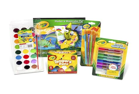 Crayola Arts & Crafts Paint Kit Only $16 99 Become a